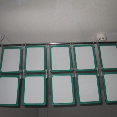 Подвесная система для А5 рамок